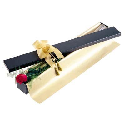 Malatya kaliteli taze ve ucuz çiçekler  tek kutu gül özel kutu