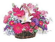 küçük karisik özel sepet   Malatya çiçek yolla , çiçek gönder , çiçekçi