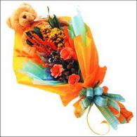 ayicik gül ve kir çiçekleri   Malatya cicek , cicekci