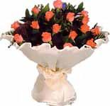 11 adet gonca gül buket   Malatya hediye çiçek yolla