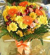Malatya online çiçek gönderme sipariş  karma büyük ve gösterisli mevsim demeti