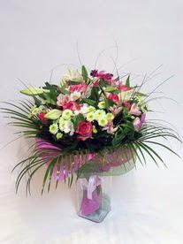 Malatya online çiçek gönderme sipariş  karisik mevsim buketi mevsime göre hazirlanir.