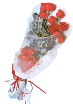 11 adet kirmizi güller buket tanzimi   Malatya cicekciler , cicek siparisi