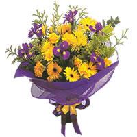 Malatya hediye çiçek yolla  Karisik mevsim demeti karisik çiçekler