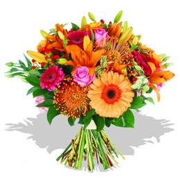 Malatya internetten çiçek satışı  Karisik kir çiçeklerinden görsel demet