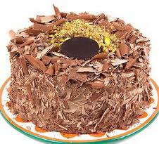 çikolatali 4 ile 6 kisilik yas pasta  Malatya İnternetten çiçek siparişi