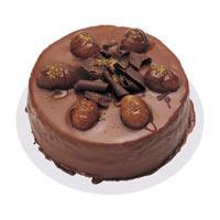Kestaneli çikolatali yas pasta  Malatya internetten çiçek siparişi