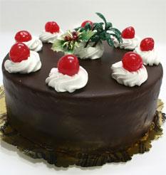 4 ile 6 kisilik yas pasta çikolatali taze pastaci  Malatya yurtiçi ve yurtdışı çiçek siparişi