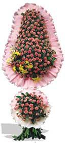 Dügün nikah açilis çiçekleri sepet modeli  Malatya internetten çiçek satışı
