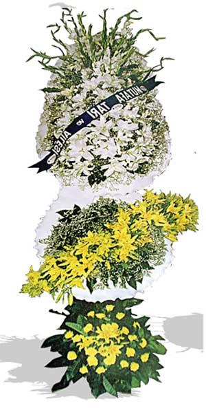 Dügün nikah açilis çiçekleri sepet modeli  Malatya internetten çiçek siparişi