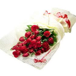 Çiçek gönderme 13 adet kirmizi gül buketi  Malatya çiçekçiler