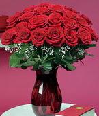 Malatya çiçek yolla , çiçek gönder , çiçekçi   11 adet Vazoda Gül sevenler için ideal seçim