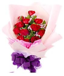 7 gülden kirmizi gül buketi sevenler alsin  Malatya hediye çiçek yolla