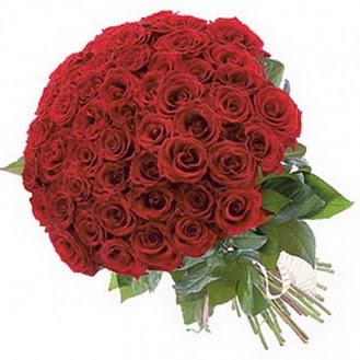 Malatya çiçek gönderme  101 adet kırmızı gül buketi modeli