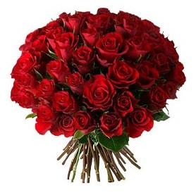Malatya internetten çiçek siparişi  33 adet kırmızı gül buketi