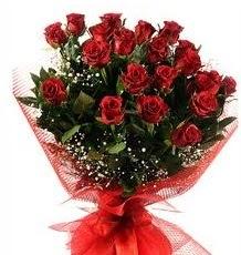 İlginç Hediye 21 Adet kırmızı gül  Malatya anneler günü çiçek yolla