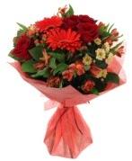 karışık mevsim buketi  Malatya anneler günü çiçek yolla