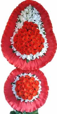 Malatya çiçek online çiçek siparişi  Çift katlı kaliteli düğün açılış sepeti