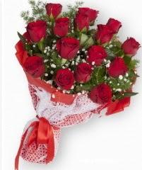 11 adet kırmızı gül buketi  Malatya çiçek mağazası , çiçekçi adresleri