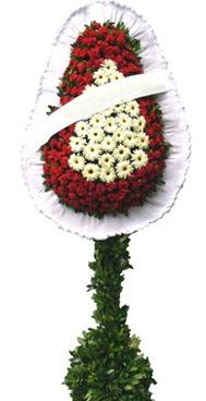 Çift katlı düğün nikah açılış çiçek modeli  Malatya ucuz çiçek gönder