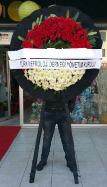 Cenaze çiçek modeli  Malatya cicekciler , cicek siparisi
