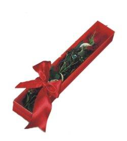Malatya çiçek yolla , çiçek gönder , çiçekçi   tek kutu gül sade ve sik