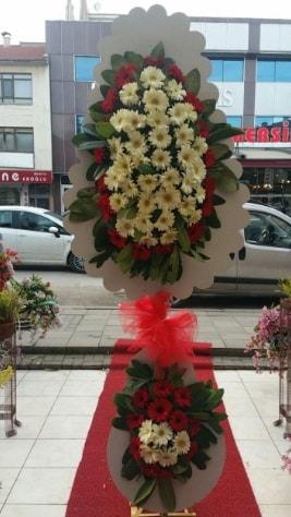 Çift katlı düğün açılış çiçeği  Malatya çiçekçiler