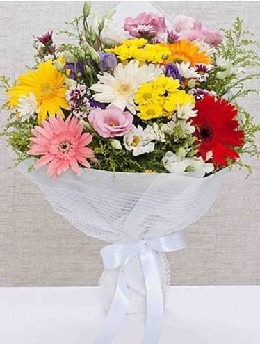 Karışık Mevsim Buketleri  Malatya çiçek siparişi vermek