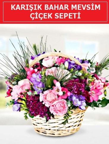 Karışık mevsim bahar çiçekleri  Malatya çiçek siparişi vermek